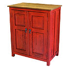 Southwest Rustic Cabinets