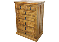Southwest Rustic Dressers