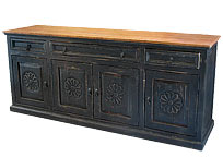 Southwest Rustic Sideboards