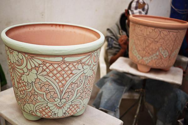 Mexican Talavera Ceramics & Pottery - Mexican Pottery