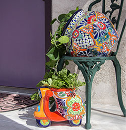 Talavera Planters - TCTP211 and TP335