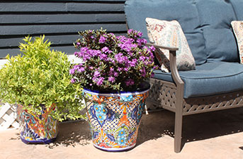 Talavera Planters - TP265 and TP195