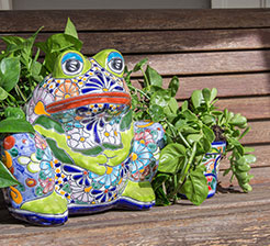 Talavera Planters - TP035 and TP180