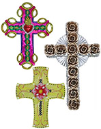 Tin Crosses