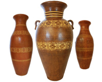 Extra Large Clay Vases