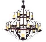 Castillo Collection Nineteen Light Chandelier