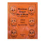 Oaxacan Mini Sugar Skulls Mold