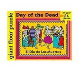 Day of the Dead Floor Puzzle for Kids