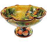 Large Hummingbird  Fruit Bowl