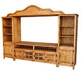 Alamo 4-Piece Entertainment Center
