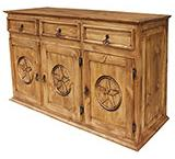 Large Texas Sideboard