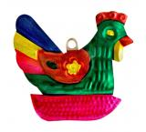 Hen Ornament