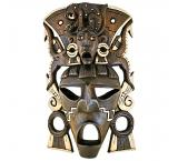 Mayan Mask: Shaman Headdress