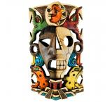Mayan Mask: Eclipse Headdress