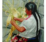 Domingo de Ramos Oil Painting on Canvas