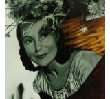 Dolores del Rio Oil Painting on Canvas