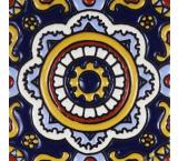 Royal Completo Talavera Relief Tile