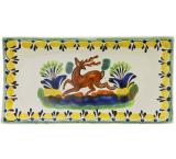 Small Majolica Snack Tray