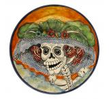 Small Day of the Dead Platter