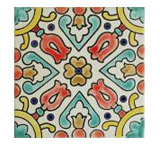 Matte Finish Talavera Tile