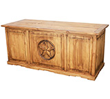 Executive Star Desk w/ Drawer