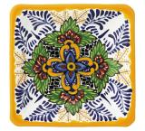 Small Talavera Serving Tray