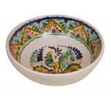 Majolica Soup / Cereal Bowl