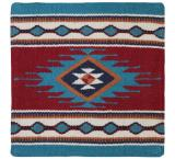 Wool Throw Pillow: Southwest Design EPP03