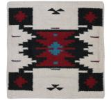 Wool Throw Pillow: Southwest Design EPP05
