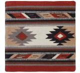 Wool Throw Pillow: Southwest Design EPP06