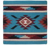 Wool Throw Pillow: Southwest Design EPP08