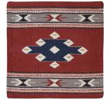 Wool Throw Pillow: Southwest Design EPP09