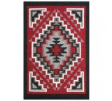 Southwest Wool Rug Design EPT802