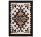 Southwest Wool Rug Design EPT815