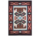 Southwest Wool Rug Design EPT818