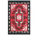 Southwest Wool Rug Design EPT819