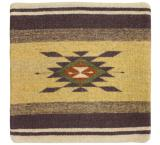 Wool Throw Pillow: Zapotec Design RCH