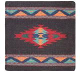 Wool Throw Pillow: Southwest Design EPP07