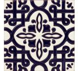 Marruecos Mini Talavera Relief Tile