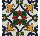 Relief Finish Talavera Tile