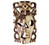 Mayan Mask: Turtle Headdress