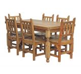 Lyon Dining Set w/ New Mexico Chairs