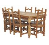 Lyon Dining Set w/ Colonial Chairs