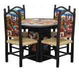 Pueblo Dining Set #1