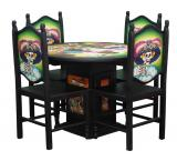 Day of the Dead Dining Set #1