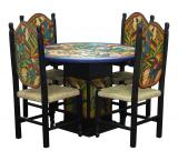 Birds & Flowers Dining Set #2