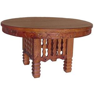 Round Chiapas Dining Table