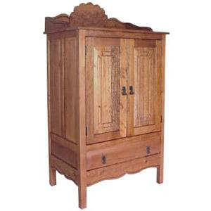 New Mexico Armoire