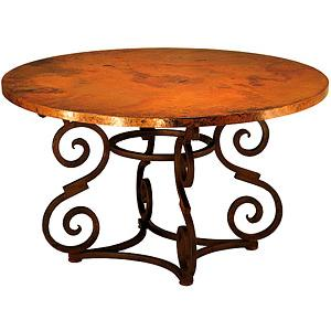 Heavy Aztec Dining Table