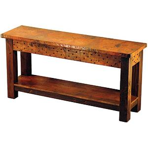 Western Console Table